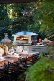 Bobby Flay Outdoor Kitchen Step Outside With Snyder Diamond Design On Tap