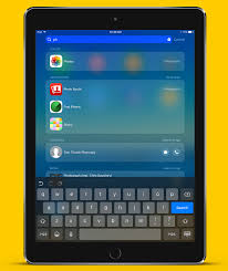 stop wasting time searching for an app or on your ipad
