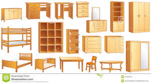 wood furniture clipart.  Clipart Wood Furniture Clipart Intended E
