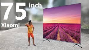 Tivi này xem đá bóng thì MIỄN BÀN - Tivi Xiaomi 75 inch E75S Pro - YouTube
