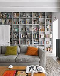 Bookshelves Living Room Set