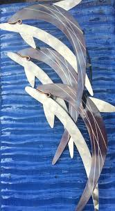 articles with dolphin wall art metal tag dolphin wall art photo pertaining to 2017 on dolphin wall art metal with displaying gallery of dolphin metal wall art view 7 of 25 photos