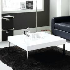 high gloss coffee table next black tiffany with led lighting