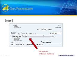 how to write a check how to write a check