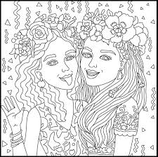 Bff Coloring Pages Inspirational Friends Coloring Pages 24 Original