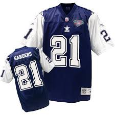 white Navy 21 Deion Men's New Dallas Cowboys Jersey Throwback Mitchell Nfl And Authentic Sanders Ness