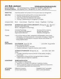 8 Objective Resume Internship Informal Letters For In Information ...
