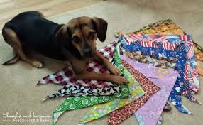 d is for do it yourself bandanas atozchallenge beagles and bargains