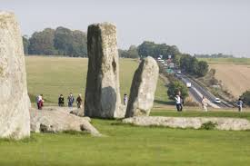 Stonehenge is a prehistoric, mysterious circle of upright stones in southern england. Historic England Satisfied With Adequate Stonehenge Tunnel Investigations New Civil Engineer