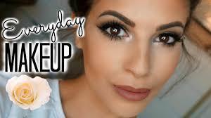everyday makeup tutorial 2016