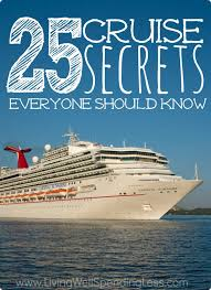 must know cruise secrets