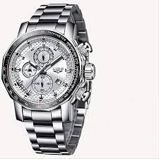 Relogio Masculino LIGE New Sport Chronograph ... - Amazon.com