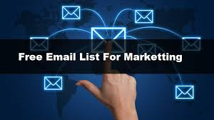 Free Email List Download 500 000 Active Usa Addresses Free