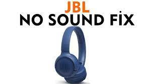 JBL Bluetooth Headphone No Sound Problem / Temassızlık Sorununun Basit  Çözümü - YouTube