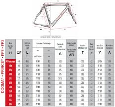 54cm Road Bike Size Chart Road Bike Cycling Forums