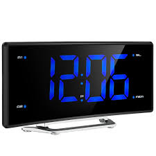 projection clock updated version mpow digital alarm clock with radio fm digital