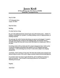 cover letter expressing interest cover letter for it company