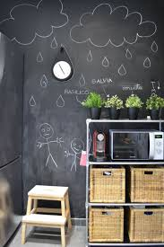 Chalkboard For Kitchen Kitchen Accessories Wooden Framed Small Magnetic Decorative