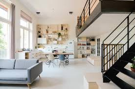 Amsterdam Spacious Apartment Old School Transformed Into 10 Swanky Apartments In Amsterdam