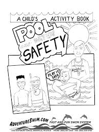 Small Picture Swimming Safety coloring pages Free Printable Swimming Safety