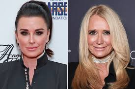 Kyle Richards Didn't Know About Kim Richards' Tell-All Memoir ...
