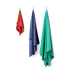 hanging towel. SportLite SPORT AND TRAVEL TOWELS: Hanging Towel E
