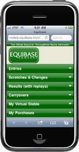 Equibase Horse Racing Horse Racing Entries Horse