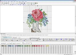 Free Cross Stitch Pattern Maker Classy Pattern Maker For Cross Stitch Download Review Softpicks USA