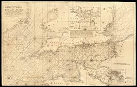 Sea Charts Scotland A New Correct Chart Of The Channel Between England