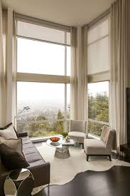 white rug living room. cool living room with leather sofa and glass coffee table on white rug also curtain window blinds