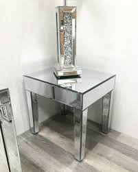find many great new used options and get the best deals for venetian mirrored side table coffee end furniture vintage antique lamp bedside at the