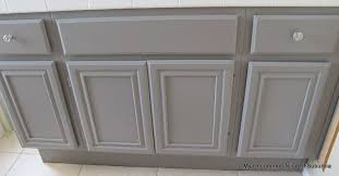 Painted Oak Cabinets How To Paint Oak Cabinets