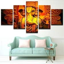 5 piece canvas paintings