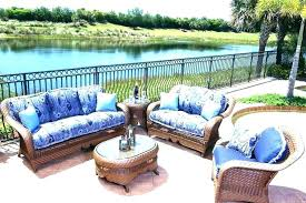 white patio furniture navy blue outdoor sectional with turquoise umbrella and chair cushions splendid design inspiration plain ideas in stylish