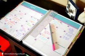Monthly Calendar Notebook Erin Condren Deluxe Notebook Review Sweet Tea Ministry