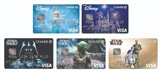 Change Chase Card Design Chase To Offer New Star Wars Disney Visa Credit Card Designs