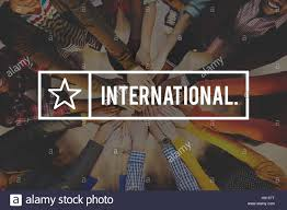 international Global Community Journey Concept Stock Photo ...