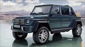 2018 maybach g wagon. delighful wagon 2018 mercedesmaybach g650 landaulet is the most expensive suv ever made   the drive inside maybach g wagon