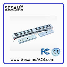 china double door magnetic lock for wooden and glass door sm 180d s china rfid access control electric lock
