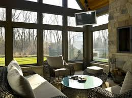 Simple Modern Sunroom Designs Entertaining Y Inside Ideas