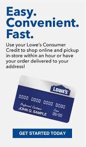 lowes appliance financing. Plain Appliance Consumer Credit And Financing For Lowes Appliance B
