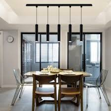 dining room led track light