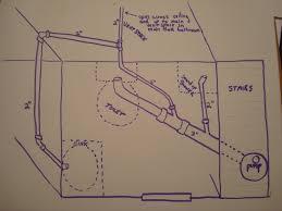 a concrete slab in toilet plumbing diagram crawl space basement toilet plumbing i18