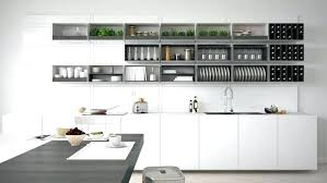 open shelves kitchen design ideas large size of shelf decor cabinets shelving under cabinet