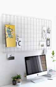 practical diy organizers that will help you stay on top of things rh homedit com space grid wall panels wall grid system container