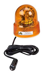 wolo lighting. Wolo (3100-A) Beacon Light Rotating Emergency Warning - 12 Volt, Lighting