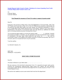 Request Letter Format Distributorship Best Of New Certific Awesome