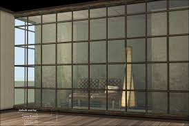 sims 3 modern doors and windows pictures