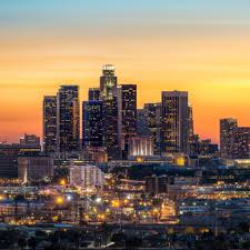 los angeles skyline hd ipad wallpapers