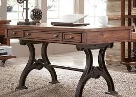 corner desk office furniture. Desk:Long Wooden Computer Desk All Wood Office Furniture Oak Corner With Hutch Dark N